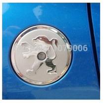 Embellecedor Tapa Gasolina Cromo Peugeot 206 207 Tuning!