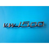 Emblema Volkswagen 1500 Sedan Vocho