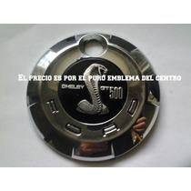 Shelby Cobra Emblema De Cajuela Metalico 2005 Al 2009