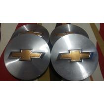 Centros Tapas De Rin Chevrolet Tapones Emblemas