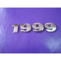 Emblema 1999 Universal Auto Camioneta Moto