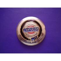 Emblema Fascia Cofre Cirrus Voyager Stratus Chrysler Dorado