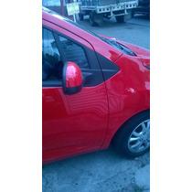 Moldura Triangular Derecha Chevrolet Spark 2012 - 2015