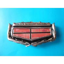 Emblema Chapa Grand Marquis Ford Lincoln Cajuela