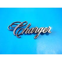 Emblemas Dodge Charger Años 80´s Laterales Y Cajuela