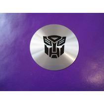 Emblema Transformers Autobot 6.2 Cm.