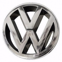 Emblema Central Vw Para Parrilla Bora 06-09