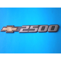 Emblema Chevrolet 2500 Cheyenne Silverado Suburban