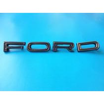 Emblema De Cofre Ford Galaxie 1964 - 1965