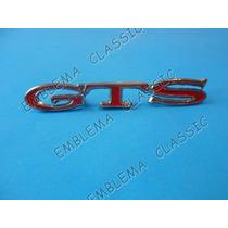 Emblema Dodge Dart Gts Para Cofre, Laterales Y Cajuela