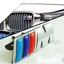 Emblema Bmw M Parrilla 1 2 3 5 X1 X3 X4 X5 X6 Accesorios