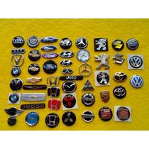 Emblemas Para Llaves, Diferentes Marcas De Vehiculos