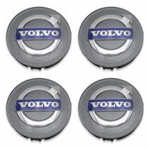 Volvo Centros De Rin Originales Buenos Jgo.4 Piezas