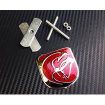 Emblema Viper Srt Gts De Parrilla Dodge Challenger Durango