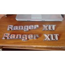 Emblemas Laterales Ford Ranger Xlt Del 73-79