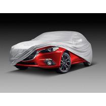 Funda Car Cover Aluminizada Mazda 3 2014 Al 2016 Impermeable