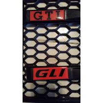 Molduras Delgadas Jetta Golf A2 Mk2 Con Logo Gti Gli Oferta