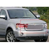 Parrilla Cromada Deluxe Style Mesh Chrysler Aspen 07 08 09