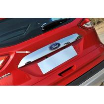 Barra Cromada Trasera Ford Escape 2013 2014 2015 2016