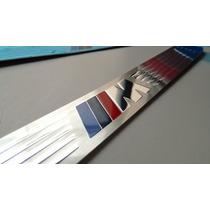 Embellecedores De Estribo Bmw Serie M De Aluminio Originales