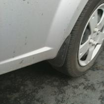 Loderas Traseras Originales Chevrolet Aveo 2009 - 2014