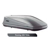 Caja Porta Equipaje Marca Thule Touring 200 Titan