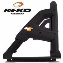 Roll Bar K3 Negro Nueva Ranger 2012-2016 Keko Meses S/int