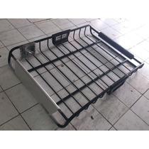 Canastilla Portaequipaje Rack Steel