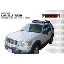 Explorer, Canastilla Porta Equipaje Trocko Trc 1018 L
