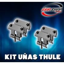 Kit Para Barras Porta Equipaje Marca Thule Uñas