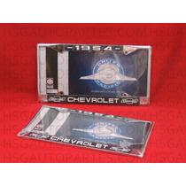 Porta Placa Para Chevrolet 1954