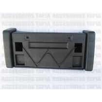 Porta Placa Plástico Resistente Blazer 95 97 Y Chevrolet S10