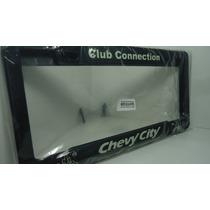 Porta Placas Alto Impacto Chevy- Chevrolet Ganalo...!!!!mn4