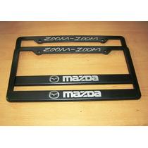 Mazda Portaplacas De Plástico, Mazda, Mazda 3 Y 6