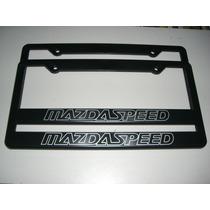 Mazda Portaplacas Fabricado En Plàstico Para...