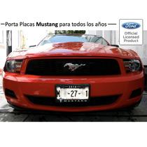 Porta Placas Mustang Para Todos Los Años 1964 1/2 A 2015