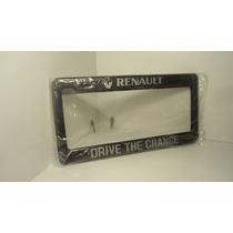 Porta Placas Renault Par Ganalo