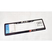 Nuevo Porta Placa Universal Tipo Euro Para Autos Audi