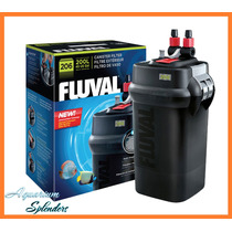 Filtro Canister Profesional Fluval 206