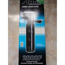Filtro Interno C/cabeza De Poder Atlas2000 Acuarios 300-500l