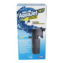 Cabeza De Poder Y Filtro Aqua Jet F10, 10 Galones