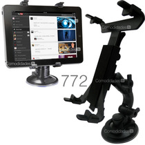 Soporte Tablet Holder Base Autos Universal Android Ipad Gps