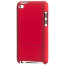 Hielo Griffin Technology Outfit Para El Ipod Touch 4g (red)