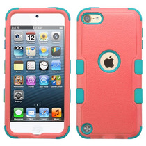 Funda Protector Triple Layer Apple Ipod Touch 5g / 6g Coral