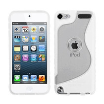 Funda Protector Apple Ipod Touch 5g Blanco/transparente