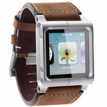 Lunatik Extencible Cuero Ipod Nano Touch 6g Chcago Collectio