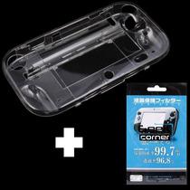 Wii U Carcasa Cristal + Mica Pantalla Entrega Gratis Df! Hm4