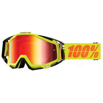 Googles 100% Goggles Racecraft Goggle. Existencia 2 Primeros