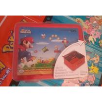 Lonchera New Super Mario Bros / Accesorios Ds / Nueva
