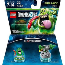 Ghostbusters Slimer Fun Pack - Lego Dimensiones